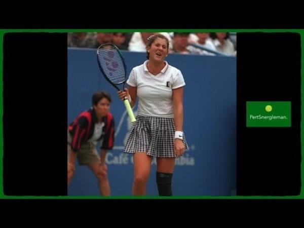 FULL #1 VERSION 1995 - Graf vs Seles - US Open