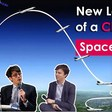 China Launches a Suborbital Spaceplane, Tencent Begins Space Program, CE5 Lunar Samples Handed Out