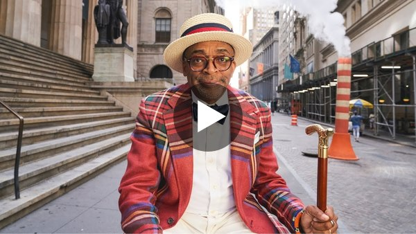 The Currency of Currency - Directed by Spike Lee
