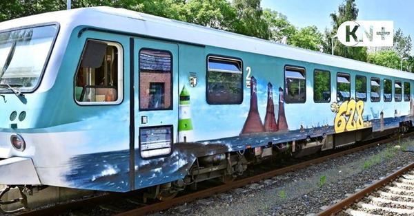Wie man mit dem historischen Triebwagen von Eckernförde nach Kappeln kommt