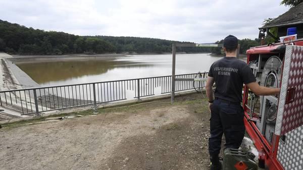 """Liveblog: Öl und Diesel verschmutzen Gewässer – Trinkwasserversorgung hat """"oberste Priorität"""""""