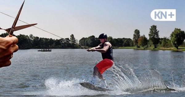 Aus der Traum: Kein Wasserski auf dem Brokenlander See