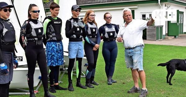 SRSV schickt Plöner Gymnasiasten zur Segel-Weltmeisterschaft nach Travemünde