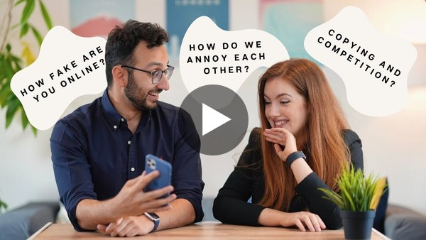 Fakeness, Wives & Competition - Q&A with Ali Abdaal