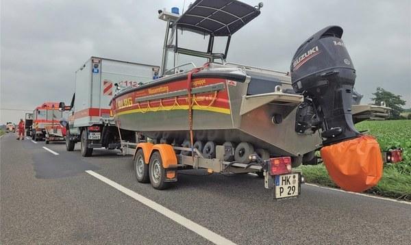 NRW-Hochwasser erfordert auch Helfer aus dem Heidekreis - Heidekreis - Walsroder Zeitung