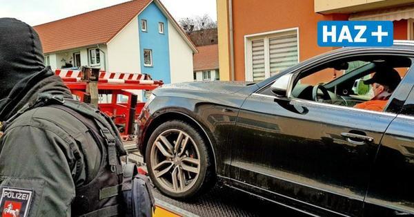 Clankriminalität in Niedersachsen: Polizei will Führerscheine entziehen