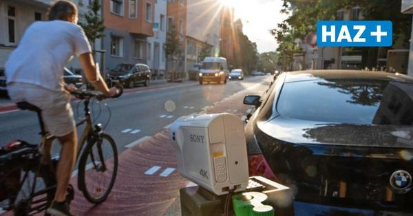Kontrolle in Hanover: Jeder zweite Autofahrer überholt Radler zu dicht