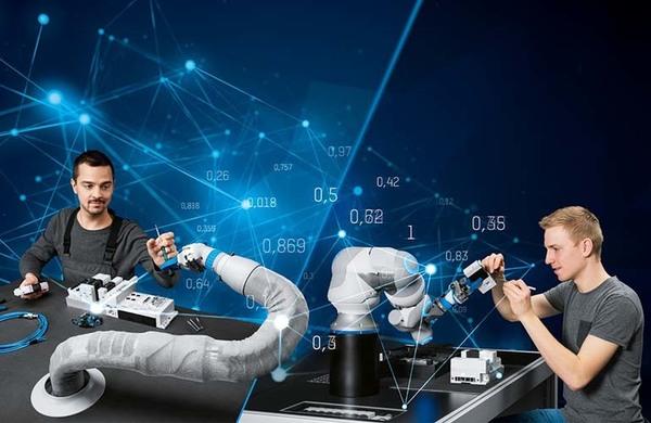 Festo advances robot programming with AI