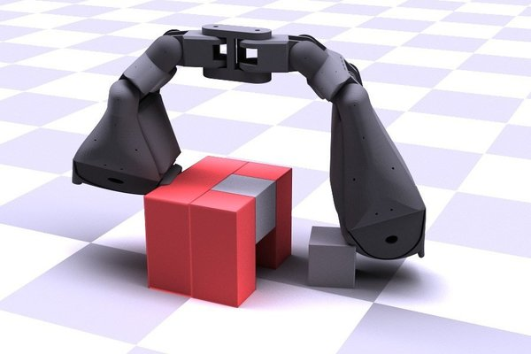 Contact-aware robot design