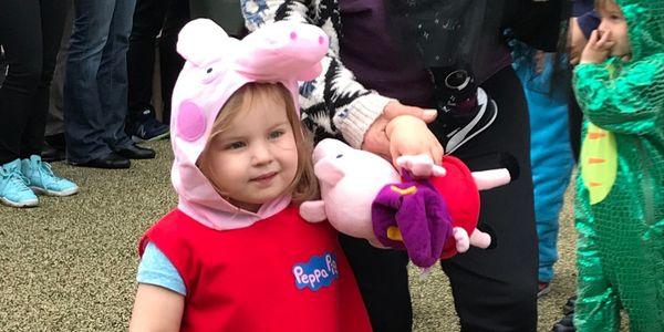 Peppa Pig, a Pandemic Favorite, Has American Children Acting British