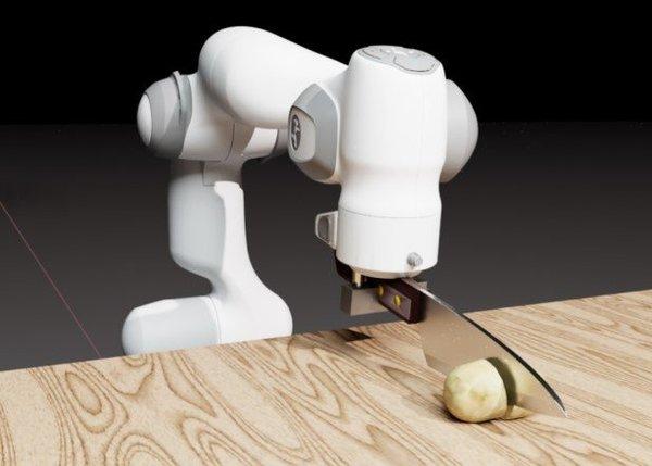 Sushi robot gets a fancy sim trainer | FierceElectronics
