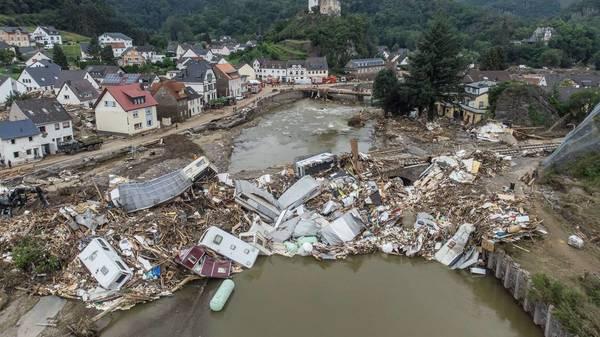Hochwasserwarnung: Wo geriet die Warnkette ins Stocken? Was es fehlende Vorwarnung oder mangelnde Umsetzung?