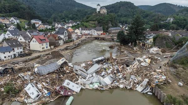 """Vergleich mit Elbhochwasser 2002: """"Situation war vollkommen anders"""""""
