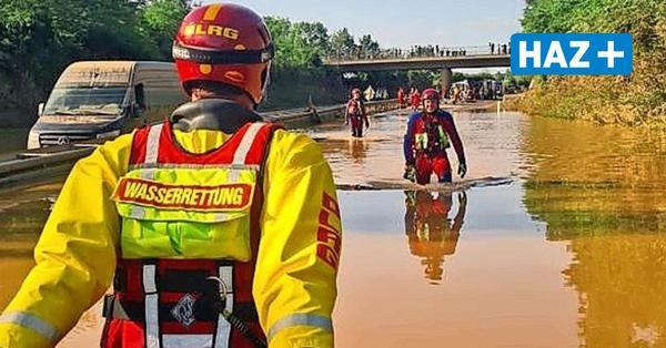 Hochwasser: 1700 Retter aus Niedersachsen helfen – erste Teams sind zurück
