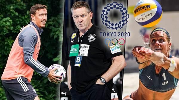 Fußball, Handball, Basketball und Co: Das sind die Olympia-Chancen für Deutschlands Ballsportler - Sportbuzzer.de