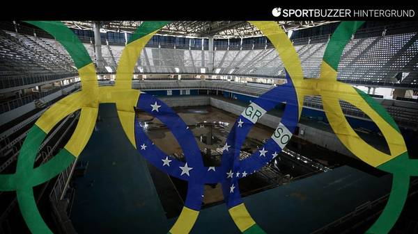 Fünf Jahre nach den Spielen in Rio: Wie Brasilien mit dem olympischem Erbe kämpft