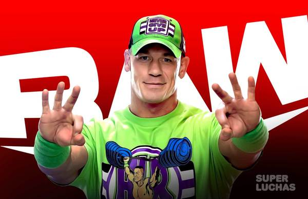 WWE RAW 19 de julio 2021   Resultados en vivo   John Cena está de regreso