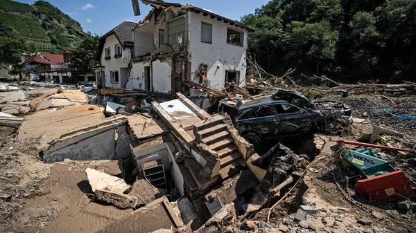 Unwetter-Katastrophe im Westen Deutschlands: Was lief beim Hochwasser schief?