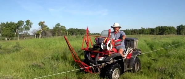 Building Cattle Pens in Minutes