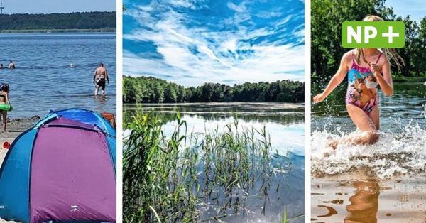 Badeseen in der Region Hannover: Natur, Strand, Sport und Action