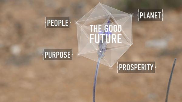 A new economic logic is unfolding: People, Planet, Purpose and Prosperity
