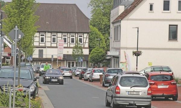 Lkw werden aus der Vogteistraße verbannt - Heidekreis - Walsroder Zeitung