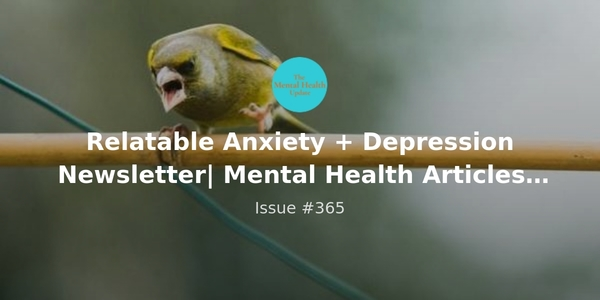 My Mental Health Rant for 2021 ❗ | Revue