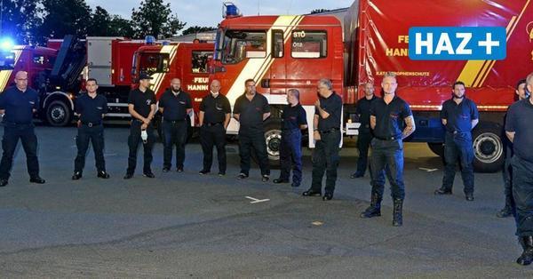 """Hochwasser-Helfer der Feuerwehr Hannover sind zurück: """"So etwas habe ich noch nicht erlebt"""""""