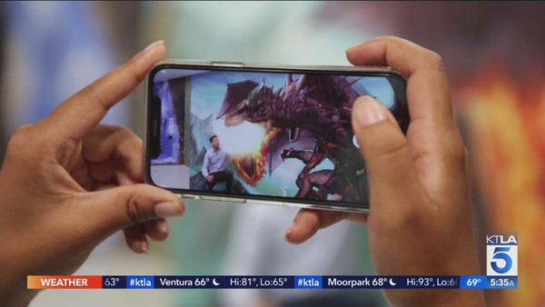 At this made for social media museum, the pictures come to life   KTLA