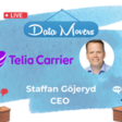 Catch up on what happened in the latest episode of #DataMoversPodcasts when hosts @JScotto and @EvanKirstel sat down with TeliaCarrier CEO Staffan Göjeryd on the JSA blog