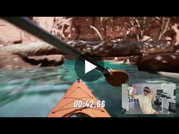 Kayak VR: Mirage Announcement Trailer