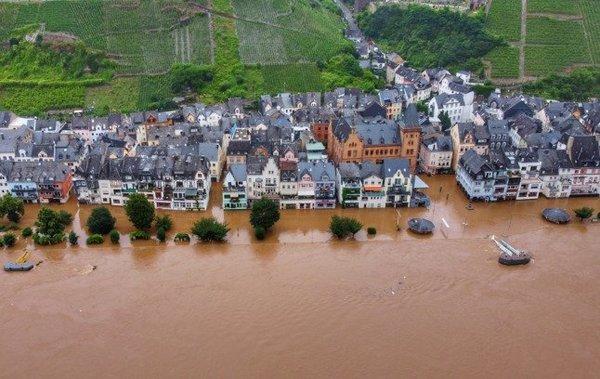 Germany Flood