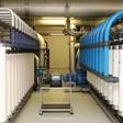 Cytométrie de flux en ligne sur la production de l'eau potable