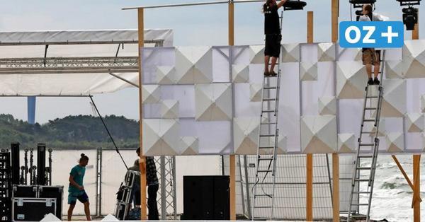 "Start am Mittwoch: Rostocker Clubs organisieren Strand-Open Air ""Am Meer"" in Markgrafenheide"