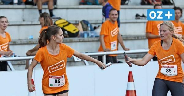 In einem Team mit der OZ: Leser können Startplätze für Rostocker Firmenlauf gewinnen
