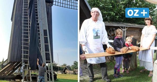 Mahlen und Backen: Das plant der Verein am Mühlentag in Pudagla