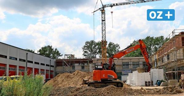 Für 14 Millionen Euro: Neue Zentrale im Landkreis Rostock für 162 freiwillige Feuerwehren