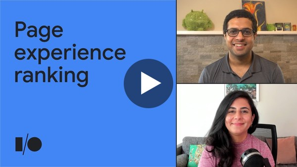 Preparing for page experience ranking | Session