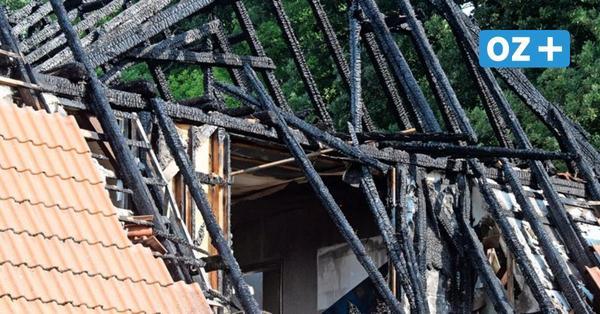 Nach Großbrand in Stralsund: Was der Hauseigentümer zum Wiederaufbau sagt