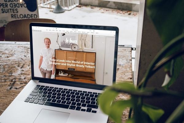 如何打造讓人過目不忘的官方網站?