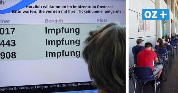 Rostocks Impfzentrum in der Hanse Messe muss bald schließen: Wie geht's dann weiter?