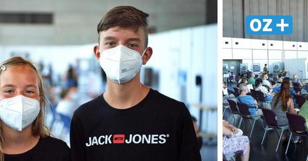 Lara und Laurenz (13) in Rostock: Darum lassen wir uns gegen Corona impfen