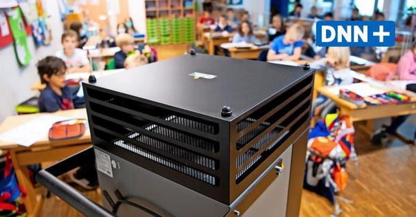 So will Dresden Schulen gegen Corona wappnen