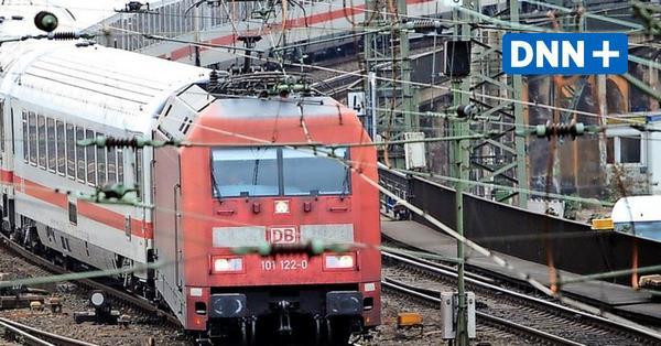 Gefährliche Abkürzung: Urlauber aus Dresden zwingen IC-Zug in Warnemünde zu Nothalt