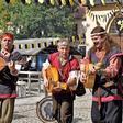Bad Belzig: Mittelalter-Spektakel auf der Burg Eisenhardt