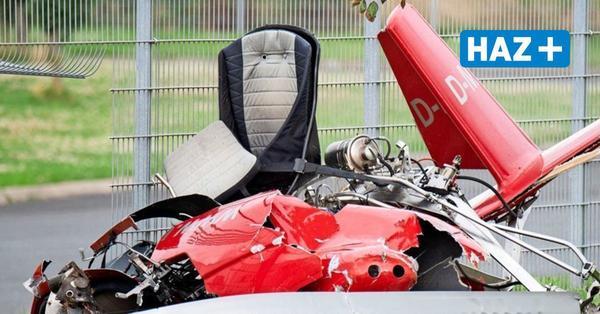 Unglück in Hildesheim: Zwei Tote nach Absturz von Ultraleichtflugzeug