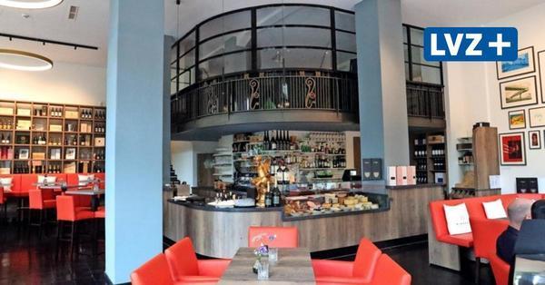 Aus Café Telegraph in Leipzig wird Wein.Kost.Bar der Gourmétage mit Maßatelier auf der Galerie