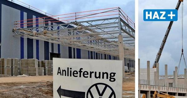 Barsinghausen: Neues VW-Montagewerk in Groß Munzel soll Ende 2021 fertig sein
