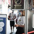 """Agence France-Presse on Twitter: """"[A LA UNE A 18H] Pour aller au cinéma, au musée ou dans des établissements sportifs, les Français doivent désormais présenter une preuve de vaccination ou un test Covid-19 négatif, alors que le nombre des contaminations a bondi de 140% en une semaine #AFP 1/5… https://t.co/4PTMRzRG6Q"""""""