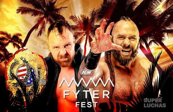 AEW DYNAMITE 21 de julio 2021   Resultados en vivo   Jon Moxley vs. Lance Archer